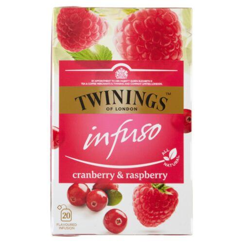 TWININGS AFONYA&MALNA INFUSO TEA 40GR 20*2GR