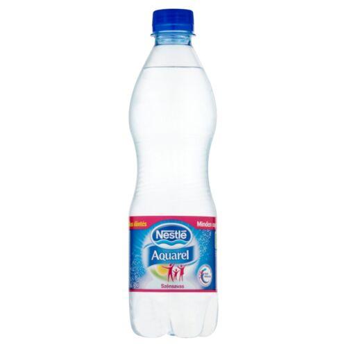 Nestlé Aquarel szénsavas természetes ásványvíz 0,5 l
