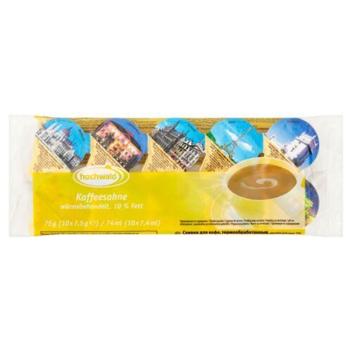Hochwald kávétejszín 10 db 75 g