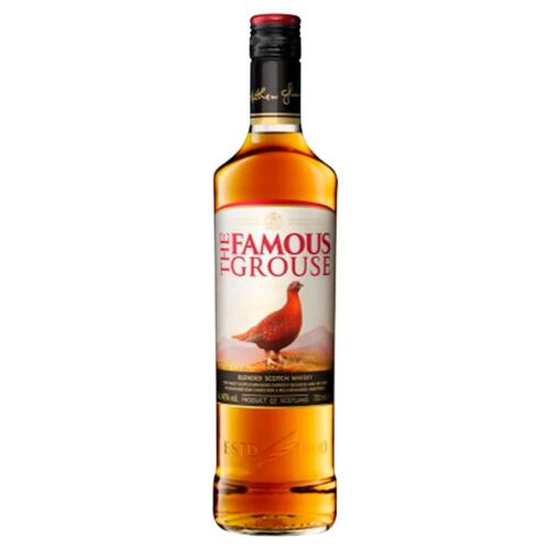 The Famous Grouse whisky 40% 0,7 l