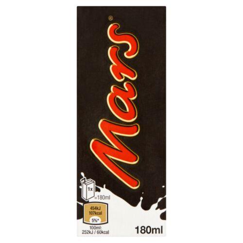 Mars UHT zsírszegény kakaó-karamella ízű ital 180 ml
