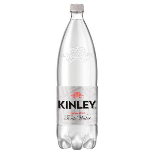 Kinley Tonic Water tonikízű szénsavas üdítőital 1,5 l