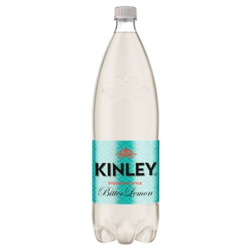 KINLEY BITTER LEMON 1,5L  PET