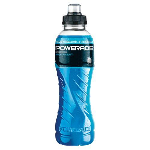 Powerade Ion4 Mountain Blast vegyesgyümölcs-ízű sportital 500 ml