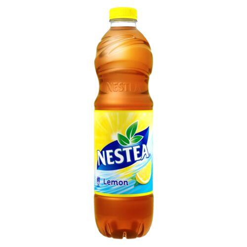 Nestea citrom ízű tea üdítőital, cukrokkal és édesítőszerrel 1,5 l