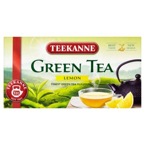 TEEKANNE GREEN LEMON TEA 20*1,75GR