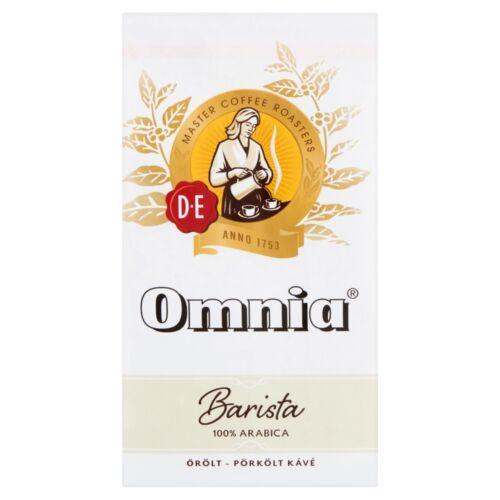 Douwe Egberts Omnia Barista őrölt-pörkölt kávé 225 g