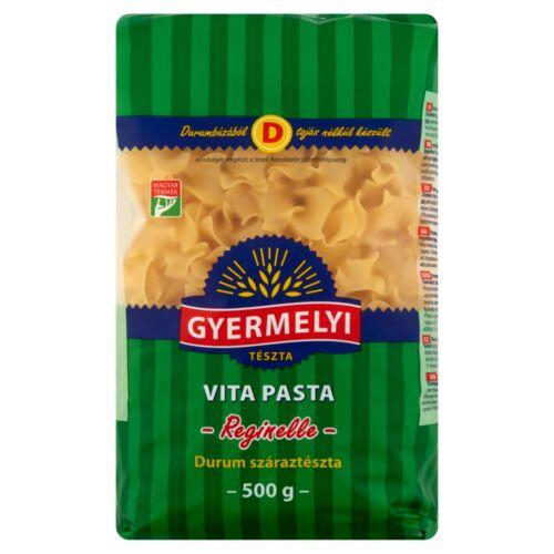 Gyermelyi Vita Pasta fodros kocka durum száraztészta 500 g
