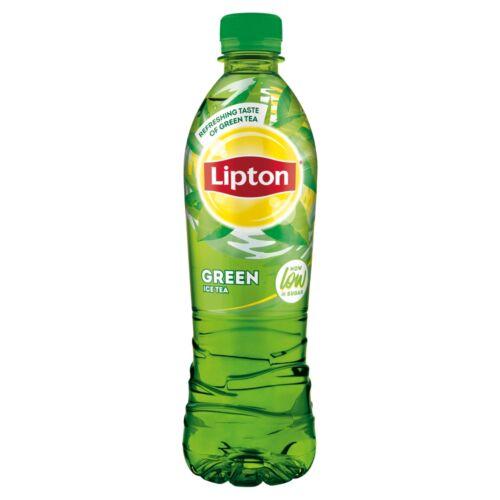 Lipton Green Ice Tea szénsavmentes üdítőital cukorral és édesítőszerrel 500 ml