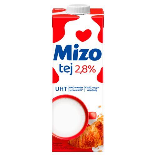Mizo UHT félzsíros tej 2,8% 1 l