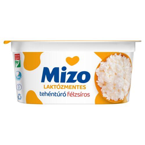 Mizo laktózmentes félzsíros tehéntúró 250 g