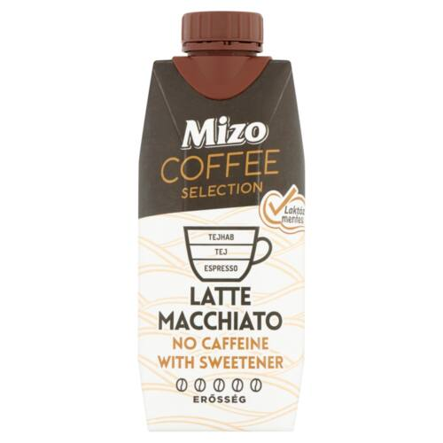MIZO COFFEE LM.LATTE MACCHIATO 330ML