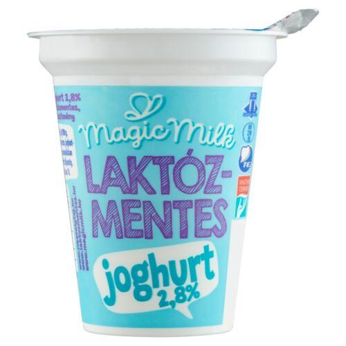 Magic Milk laktózmentes natúr joghurt 150 g