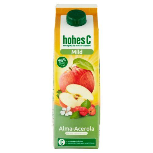 Hohes C Mild 100% alma-acerola gyümölcslé 1 l