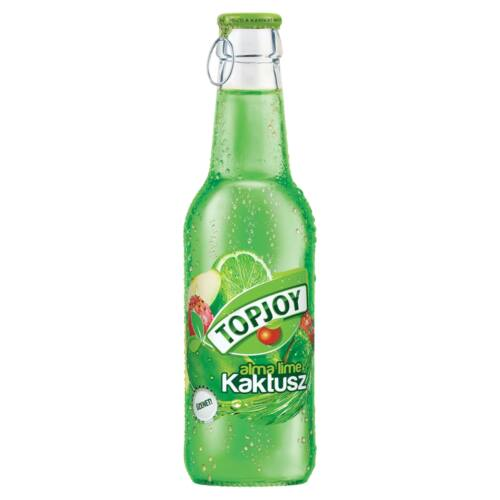 Topjoy alma-lime-kaktusz ital 250 ml