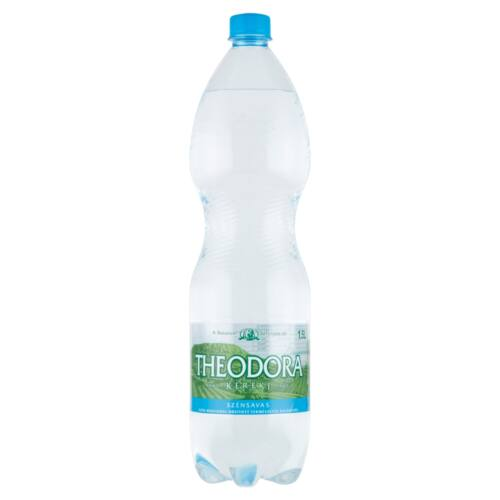 Theodora Kereki szénsavas természetes ásványvíz 1,5 l