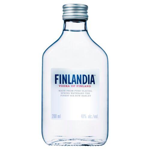 Finlandia vodka 40% 0,2 l