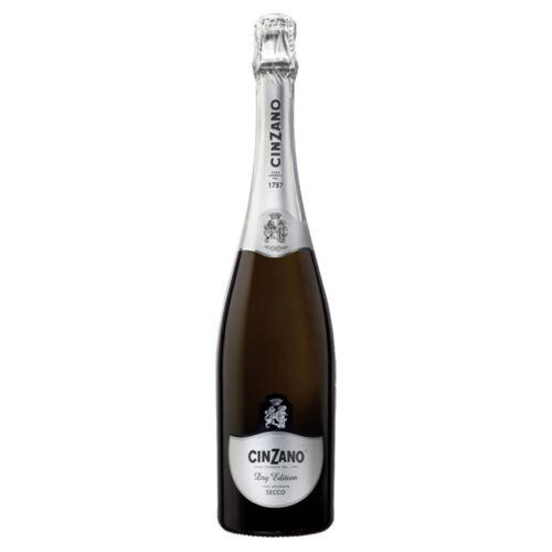 Cinzano Gran Sec száraz fehér pezsgő 11% 0,75 l