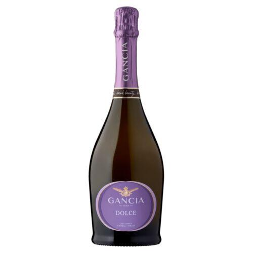 Gancia Dolce édes olasz fehér pezsgő 9,5% 0,75 l