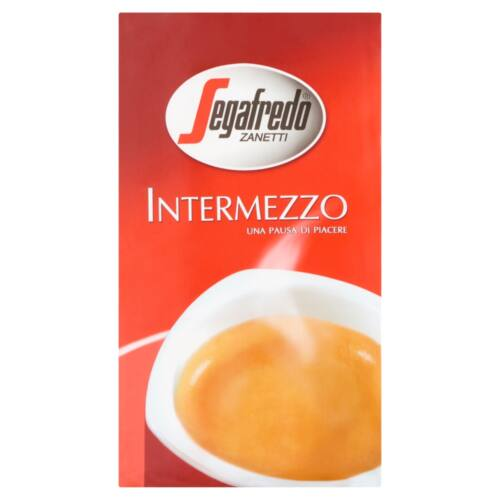 Segafredo Zanetti Intermezzo őrölt pörkölt kávé 250 g