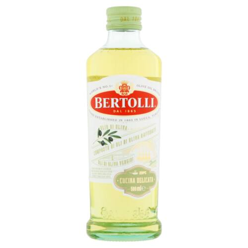 Bertolli Delikát olívaolaj 500 ml