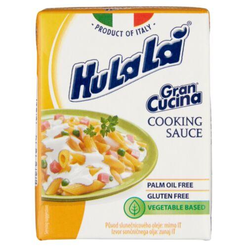 Gran Cucina növényi zsírokból készült UHT főzőkrém 200 g