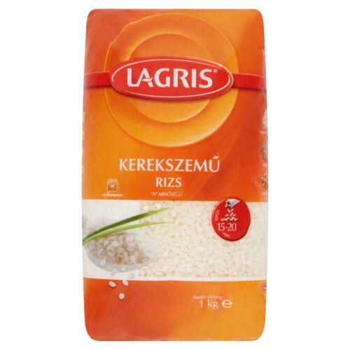Lagris kerekszemű rizs 1 kg