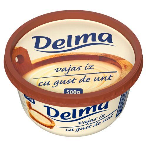 Delma Vajízű light csészés margarin 500 g