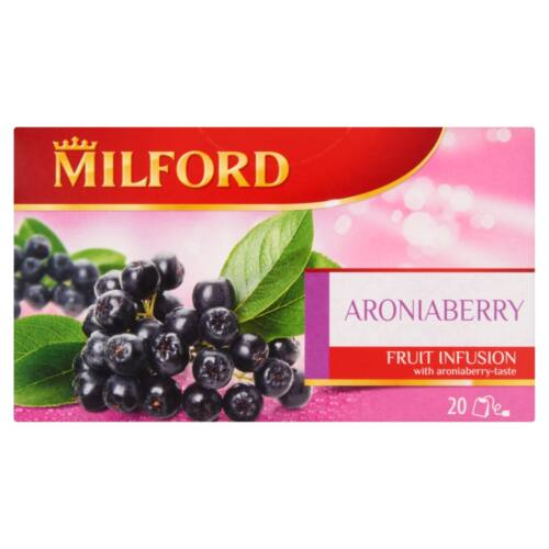 MILFORD TEA F.BERKENYE 20*2,5GR FILT