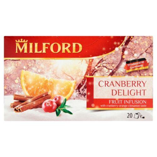 MILFORD TEA AFONYA ALOM 20*2,75GR