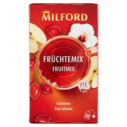 MILFORD TEA FRUIT MIX 20*2,25GR
