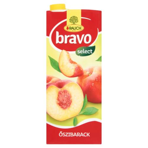 BRAVO OSZIBARACK 25% 1.5L RAUCH HUNGARIA KFT.