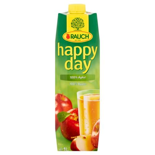 Rauch Happy Day 100% almalé 1 l