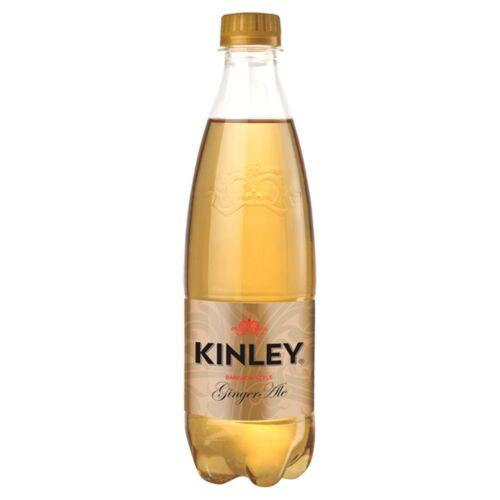 Kinley Ginger Ale gyömbérízű szénsavas üdítőital 500 ml