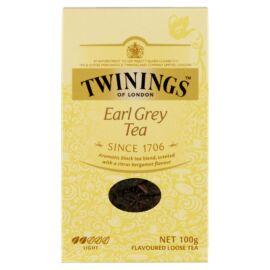 Twinings Earl Grey aromás fekete tea 100 g