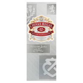 Chivas Regal skót whisky 40% 0,7 l