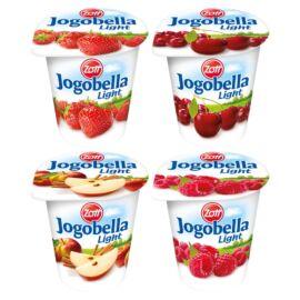Zott Jogobella Light zsírszegény joghurt cukorral és édesítőszerrel 150 g