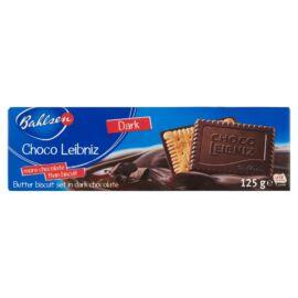 Bahlsen Choco Leibniz vajas keksz étcsokoládéval mártva 125 g