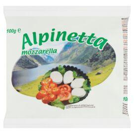 Alpinetta zsíros lágy mozzarella sajtgolyó sólében 180 g