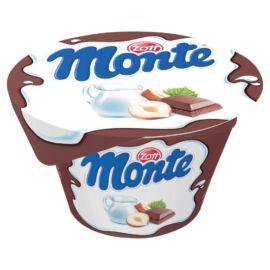Zott Monte csokoládés, mogyorós tejdesszert 150 g