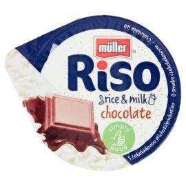 Müller Riso tejberizs desszert csokoládés készítménnyel 200 g