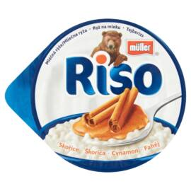 Müller Riso tejberizs desszert fahéj készítménnyel 200 g