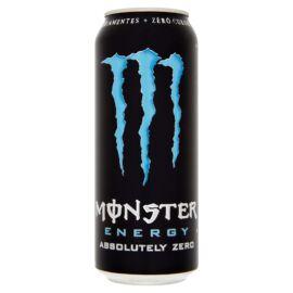 Monster Energy Absolutely Zero szénsavas energiaital 500 ml
