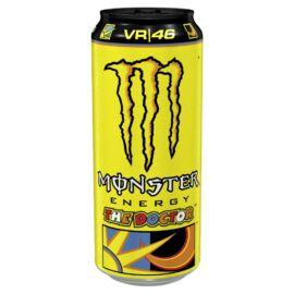 Monster Energy The Doctor szénsavas vegyesgyümölcs energiaital 500 ml