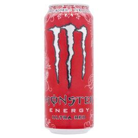 MONSTER ENERGIA ITAL ZERO U.RED 0,5L