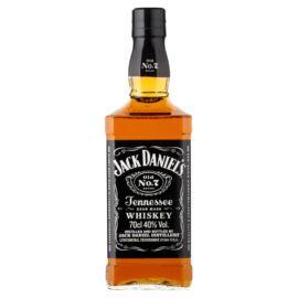 JACK DANIEL S WHISKEY 0,7