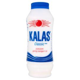 Kalas Classic jódozott görög tengeri só 400 g