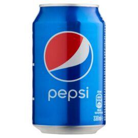 Pepsi colaízű szénsavas üdítőital 330 ml