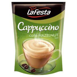 La Festa mogyoró ízű cappuccino instant kávéitalpor 100 g