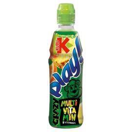 Kubu Play! Multivitamin vegyes gyümölcsital 400 ml